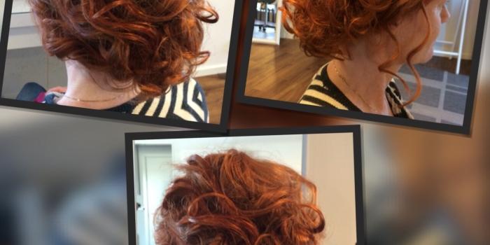 Färg och håruppsättning !